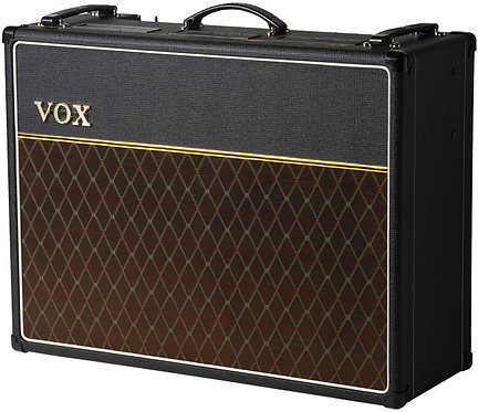 "VOX AC302X 30 Watt 2x12"" combo with Celestion ""Blue"" Alnico speakers"
