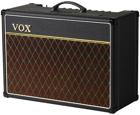"VOX AC15C1 15 watt 1x12"" combo with Celestion Greenback speaker"