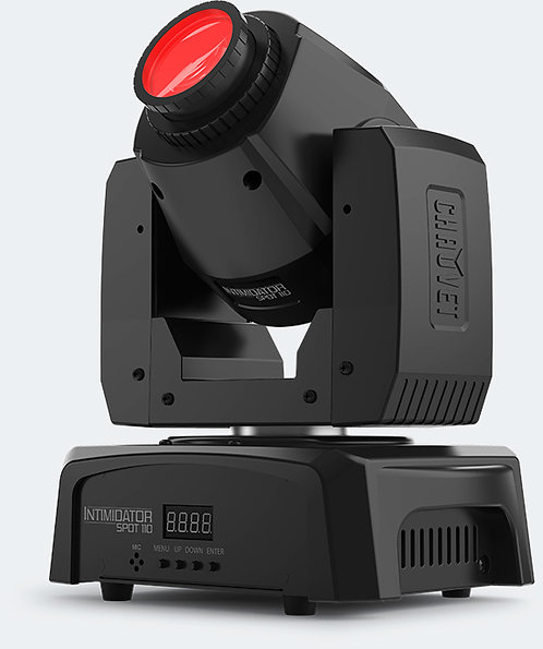 Chauvet Intimidator Spot 110: 10 W Led Lightweight Moving Head
