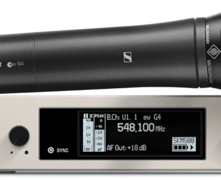 Wireless Microphones! What you need to Know