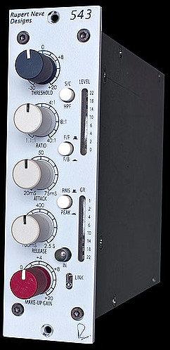 Neve 543: Mono Compressor / Limiter
