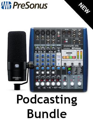 PreSonus Podcasting Bundle
