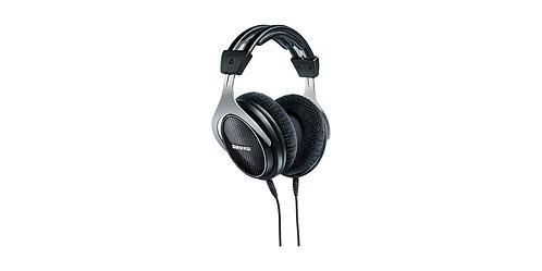 Shure SRH1540: Premium Closed-Back Headphones