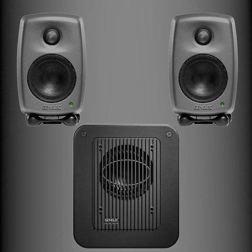 Genelec 8010.LSE™ StereoPak