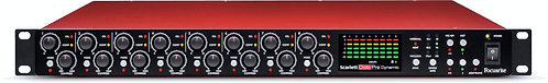 Focusrite Scarlett OctoPre Dynamic - 8 channel mic pre with analogue compression