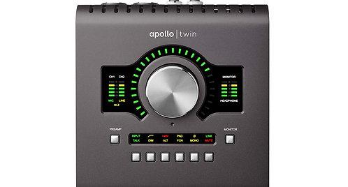 Apollo Twin MkII