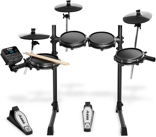 Alesis Turbo Mesh Kit 7-Piece Electronic Drum Kit