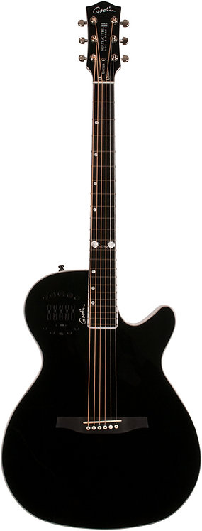 Godin Multiac Steel Doyle Dykes Signature Edition Black HG
