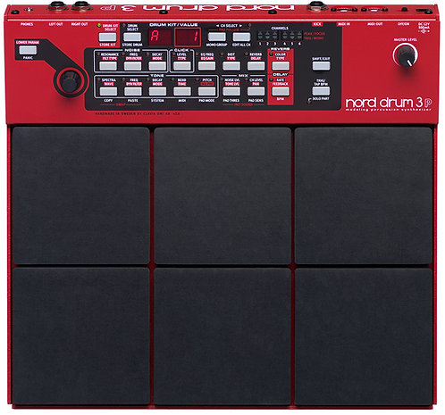 Nord Drum 3P percussion synth drum pad