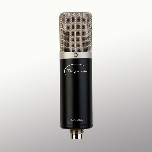 Mojave MA-200: Cardioid Tube Mic With Hand-selected 3-micron capsule