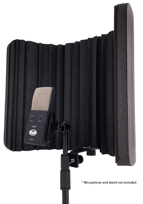 CAD AS34 Acousti-Shield: STAND MOUNTED ACOUSTIC ENCLOSURE