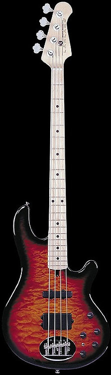 Lakland SKYLINE 44-02 DELUXE 4 String Bass With Active Electronics