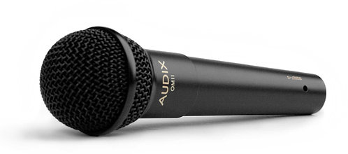 Audix OM11 Concert Level, Professional Vocal Microphone with Low Handling Noise