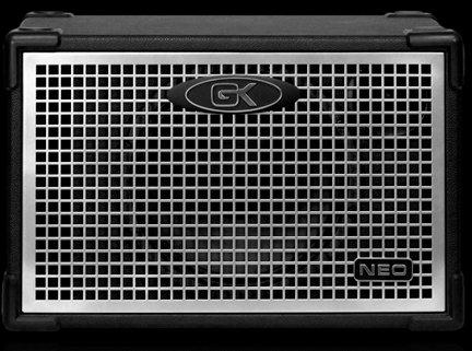 "GK Neo112-II  400W, 8 Ω, 1x12"" Cabinet"