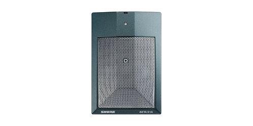 Shure BETA 91A: half-cardioid Kick Drum Microphone