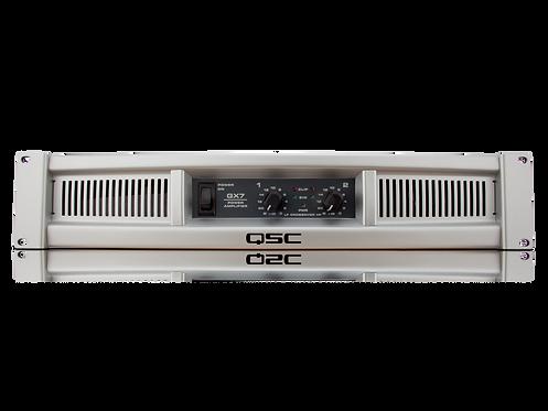 QSC GX7 1000 watts/ch at 4Ω Power Amp