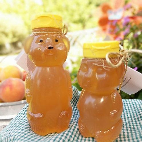 Northern Utah Raw Honey - 8 oz.