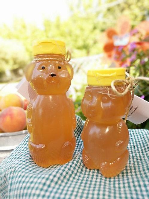 Northern Utah Raw Honey - 12 oz.
