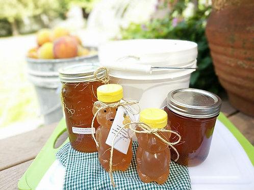 Northern Utah Raw Honey - 1 Gal.
