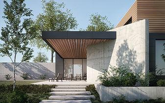 Contemporary Villa 6 MediaLab ArchViz.jp