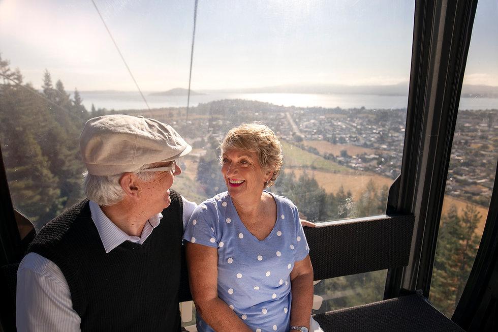 Skyline Rotorua Gondola Couple 1.jpeg