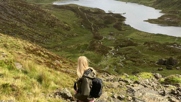 A few days in the mountains of Snowdonia, Wales