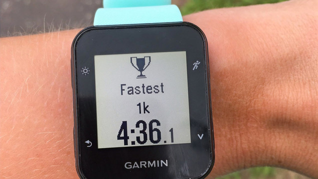 The running diaries: July, 2020