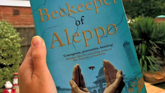 Book review: The Beekeeper of Aleppo, Christy Lefteri