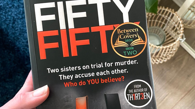 Book review: Fifty Fifty, Steve Cavanagh