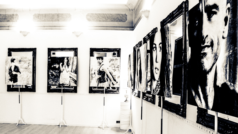 Marcello Manca Portraits EXPO2015-2
