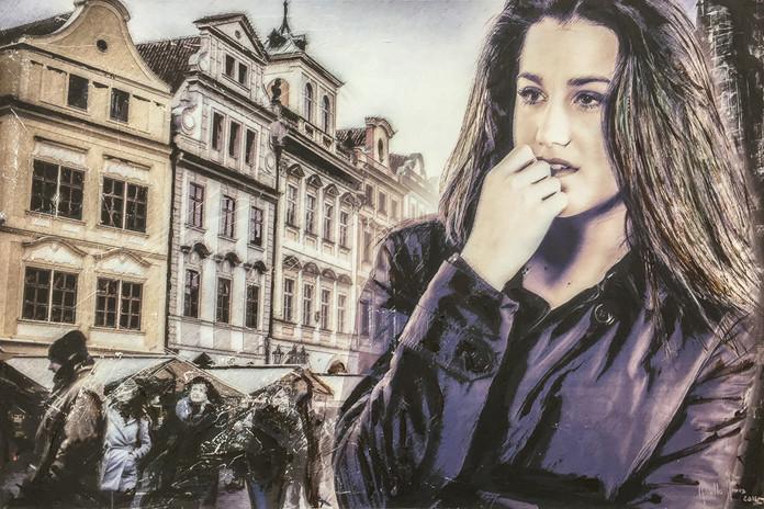 Marcello Manca Portraits (Prague Palindr