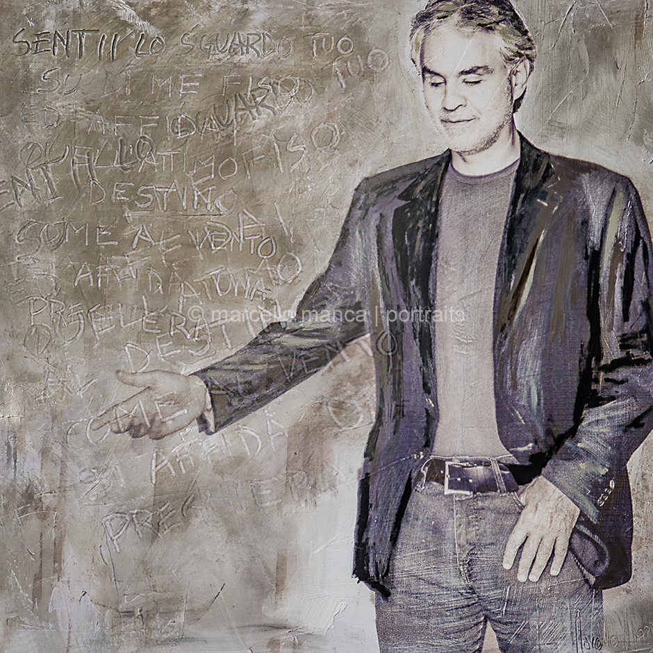 "Andrea Bocelli ""Lyrics Portrait"""