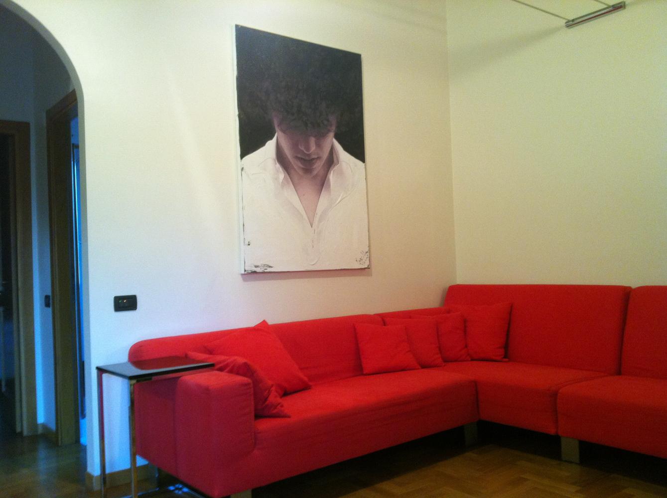 """Lorenzo Portrait"""
