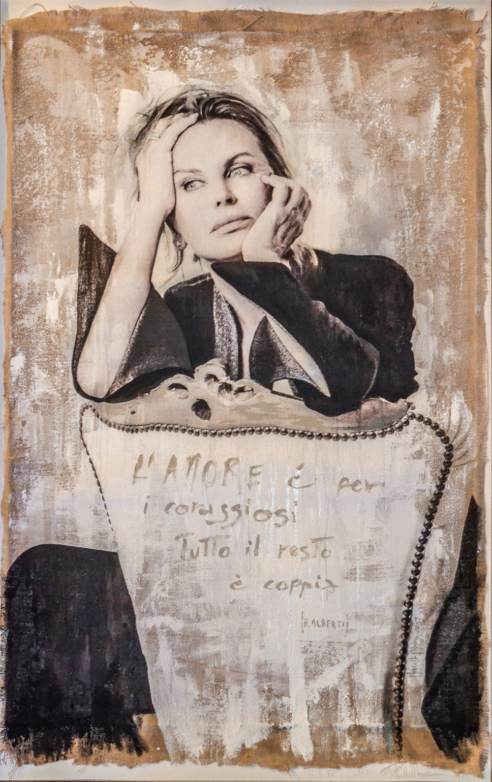 Dalila Di Lazzaro Portrait