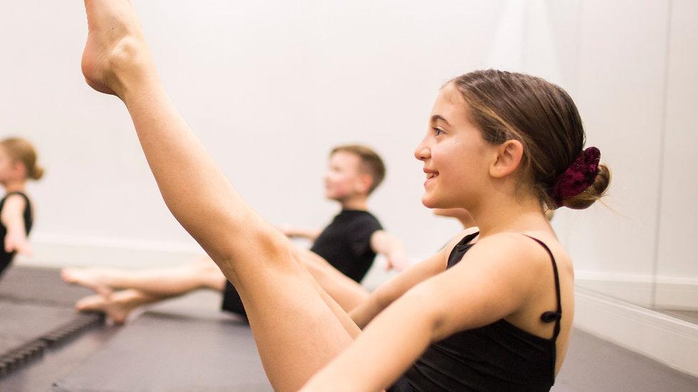 Intermediate Stretch & Strengthen Class - Mondays 17.45-18.30