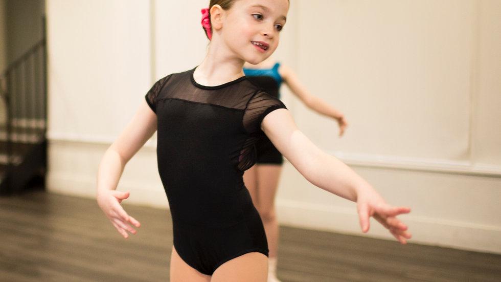 Junior Ballet Online - Thursdays 17.00 - 17.45