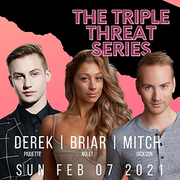 Triple Threat Series