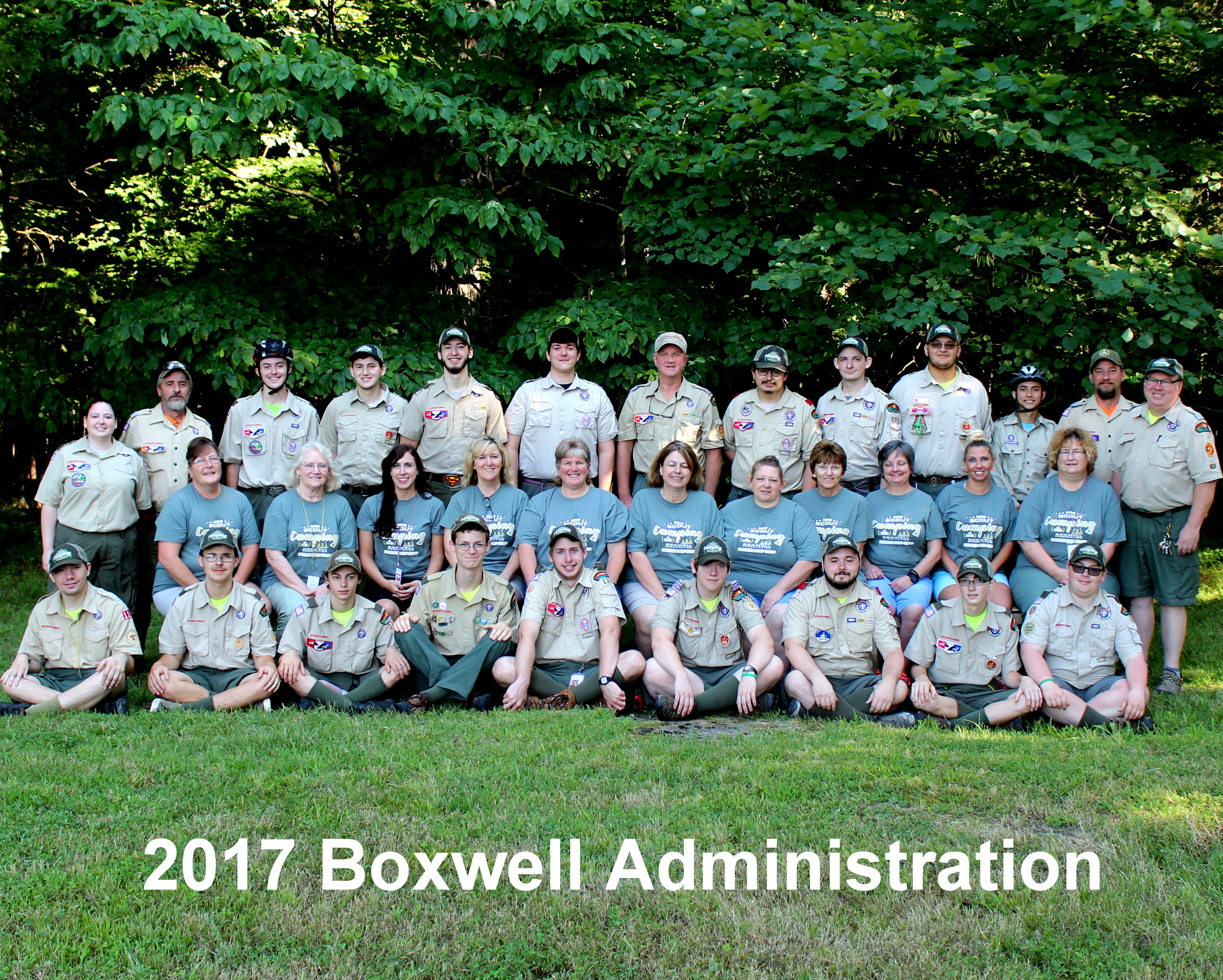 Camp Staff Opportunity | Middle Tennessee Council Boy Scouts