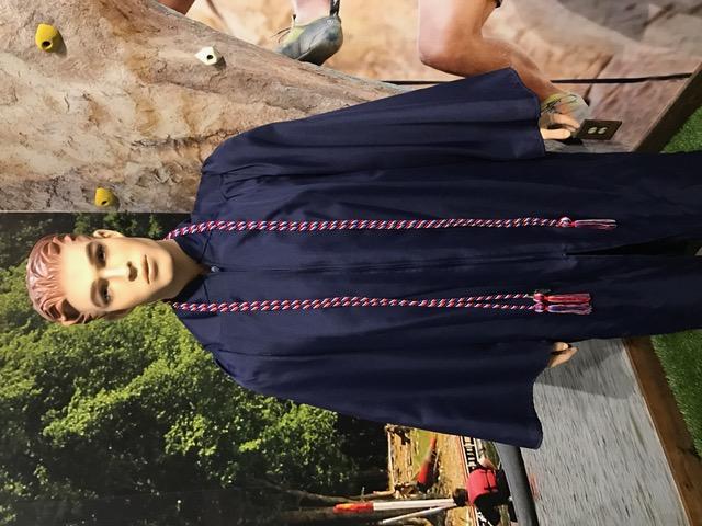 Graduation Eagle Cords