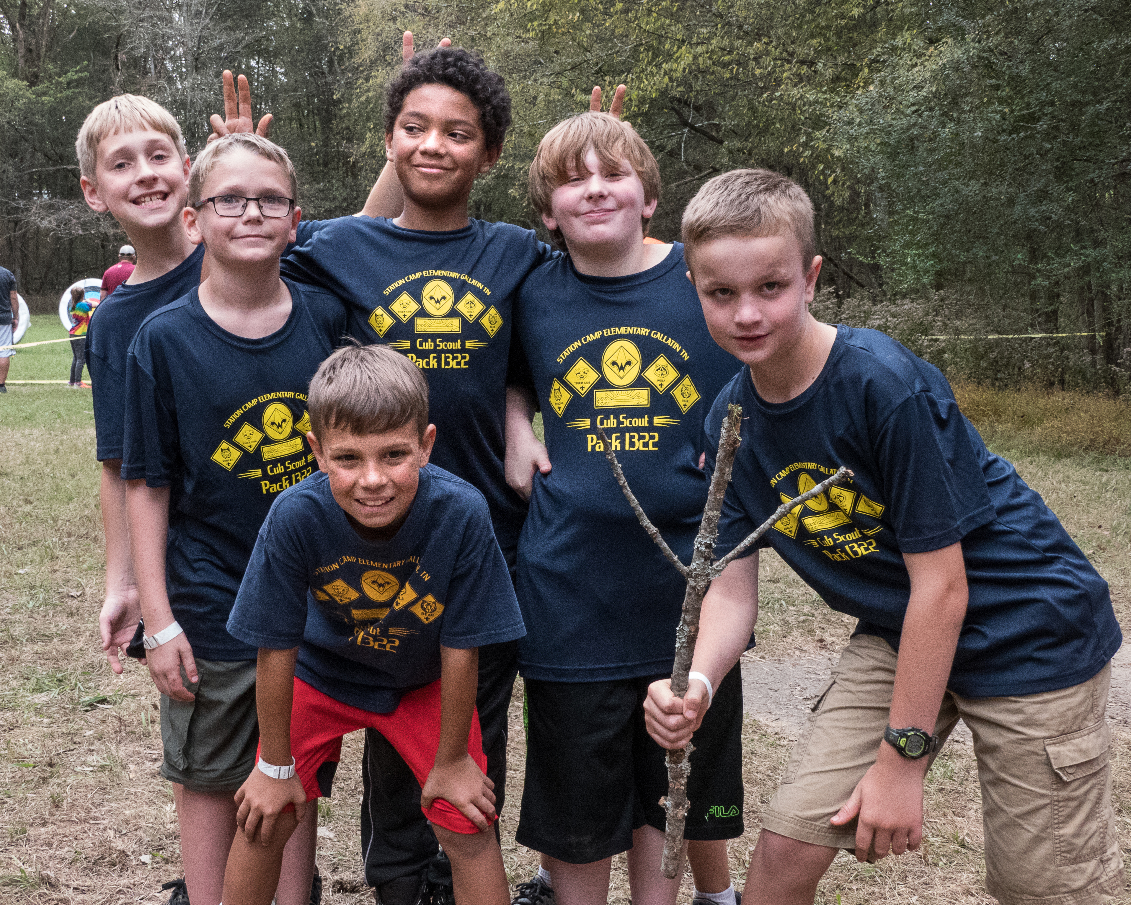 Cub Scout Camp | Middle Tennessee Council Boy Scouts