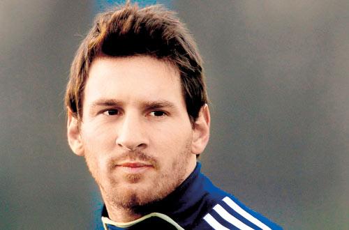 Lionel Messi . Calcio
