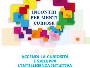 Incontri per Menti Curiose . sabato 20 febbraio