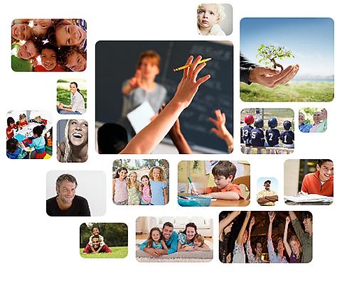 Persone: famiglia, coppie, giovani, bambini