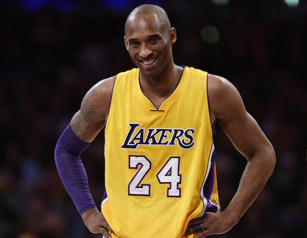 Kobe Bryant . Basket