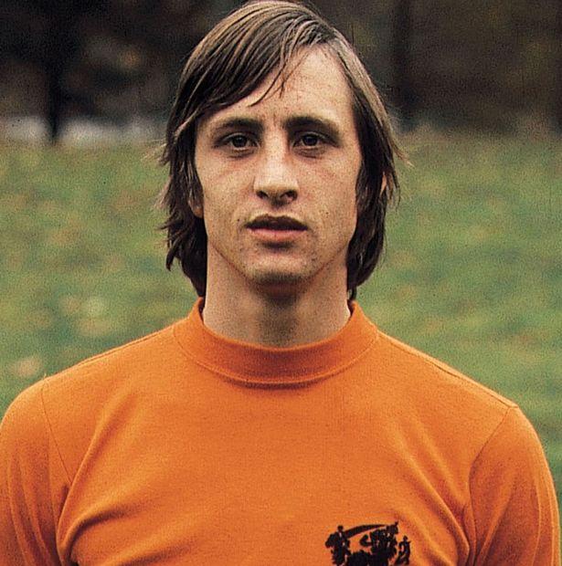 Johan Cruyff . Calcio