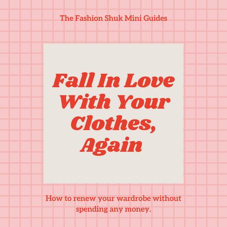 The Fashion Shuk Mini Guides #1
