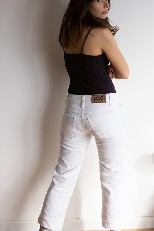 D&G Cropped Pants