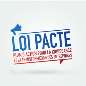 Loi PACTE : vers une simplification de la création d'entreprise