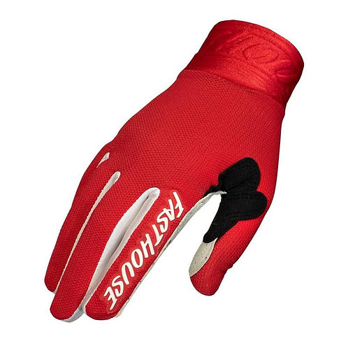 Fasthouse Blitz Glove Red