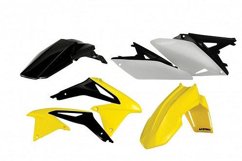 Acerbis RMZ450 08-17k Std 4 Part Plastic Kit